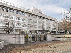 中学校 750m 武蔵野市立第四中学校