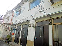伝法橋本5丁目アパート[B号号室]の外観