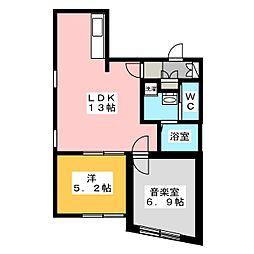 中板橋駅 22.4万円
