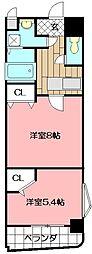 木下鉱産ビル3[11階]の間取り