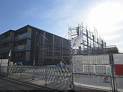 京都市営烏丸線 くいな橋駅 徒歩10分の賃貸アパート