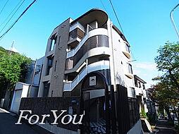兵庫県神戸市灘区鶴甲5丁目の賃貸マンションの外観