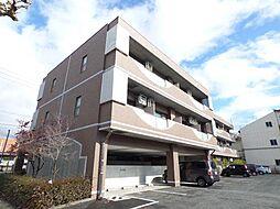 長野県長野市大字鶴賀七瀬中町の賃貸マンションの外観