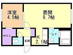 真駒内駅 4.0万円