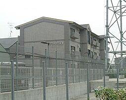 京都府京都市伏見区羽束師鴨川町の賃貸マンションの外観