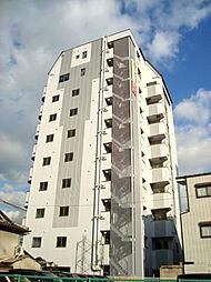 烏ヶ辻コート[6階]の外観