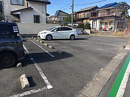 【敷金礼金0円!】箱田町駐車場