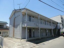 長野県松本市寿北1丁目の賃貸アパートの外観