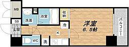BONNY松崎町[8階]の間取り