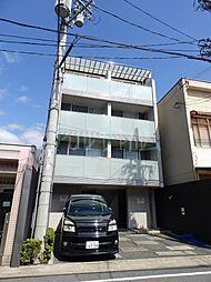 京都府京都市東山区本町1丁目の賃貸マンションの外観