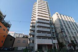 エステムコート南堀江3チュラ[8階]の外観