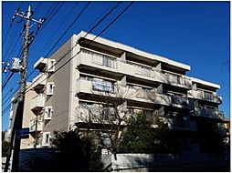 ヒルサイドコート松戸[102号室]の外観