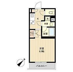 タウンライフ覚王山[4階]の間取り