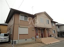 兵庫県神戸市西区二ツ屋1丁目の賃貸アパートの外観