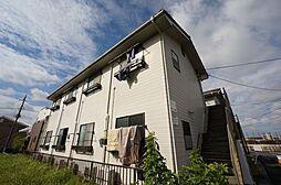 千葉県市原市ちはら台西5丁目の賃貸アパートの外観