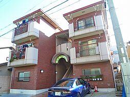 摂陽ハイツ里中町[1階]の外観