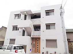 大阪府堺市北区東浅香山町2丁の賃貸マンションの外観