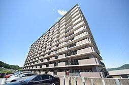 サンシティ神戸北町1番館[7階]の外観