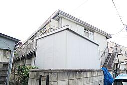 シスターハウス[2階]の外観