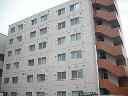 北海道札幌市北区北十四条西4丁目の賃貸マンションの外観