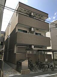 フジパレス西住之江II番館[2階]の外観