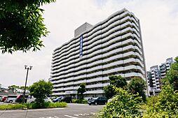 ビレッジハウス香椎浜タワー[204号室]の外観