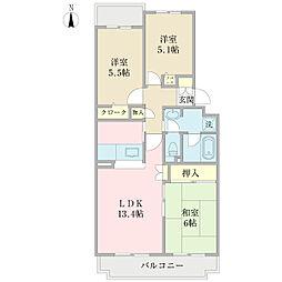 三ツ境駅 7.1万円