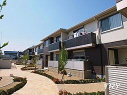 奈良県葛城市南花内の賃貸アパートの外観