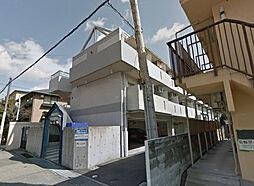 兵庫県西宮市安井町の賃貸マンションの外観