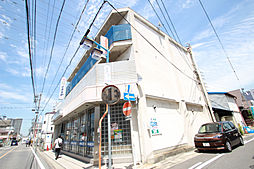 愛知県名古屋市緑区鳴海町字丸内の賃貸マンションの外観