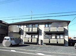 アモールKAZAMA[102号室]の外観