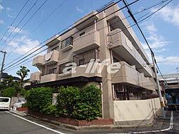 兵庫県芦屋市宮川町の賃貸マンションの外観
