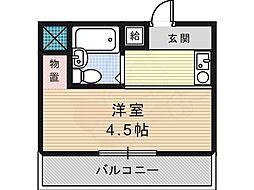 百舌鳥駅 2.3万円