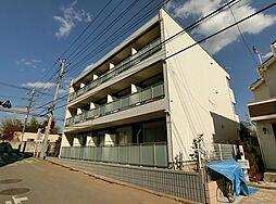 東京都小平市大沼町1丁目の賃貸マンションの外観