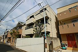 ガリューコート菱屋西[3階]の外観