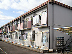 フォーブル安井I[2階]の外観