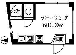 プレシャス高円寺[3階]の間取り