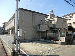 メゾンドエムシステム[2階]の外観