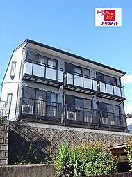 JR豊肥本線 新水前寺駅 バス28分 託麻団地入口下車 徒歩4分の賃貸アパート