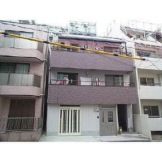KMマンション 3階の賃貸【兵庫県 / 神戸市中央区】