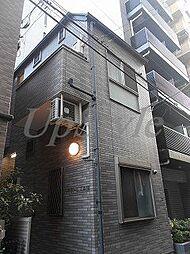 東京都墨田区石原3丁目の賃貸アパートの外観