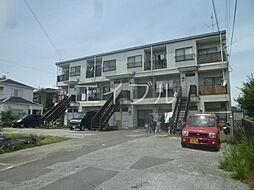 コーポ久保田[1階]の外観