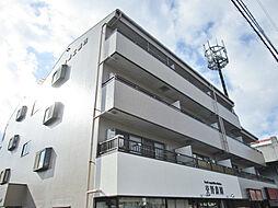 第五金森マンション[4階]の外観