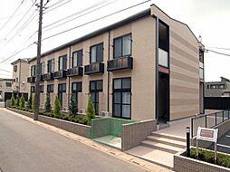 埼玉県さいたま市大宮区三橋2の賃貸アパートの外観