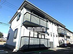 シャインミヤマエC[2階]の外観