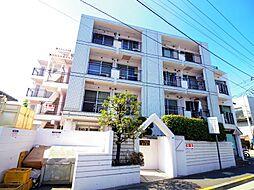東京都小平市上水本町1丁目の賃貸マンションの外観