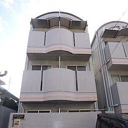 湯川マンション津久野[3階]の外観