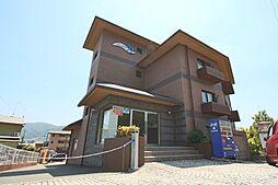 ビューハイツ京都山科[132号室]の外観
