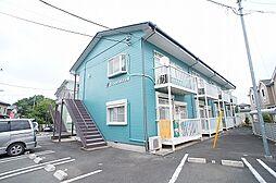 埼玉県坂戸市大字坂戸の賃貸アパートの外観