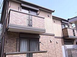TownCourt124[1階]の外観